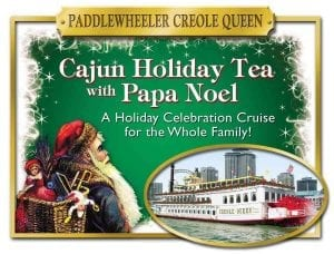 Cajun Holiday Tea - Creole Queen - New Orleans Local