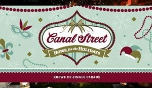 Krewe of Jingle Parade - New Orleans Local