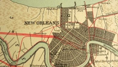 Photo of Why It's so Easy To Get Lost In New Orleans