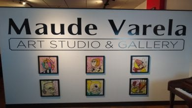 Photo of A Bohemian Space To Have Some Fun – Maude Varela Gallery Opening
