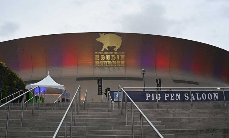 Bourbon, Boudin & Beer - New Orleans Local -Superdome