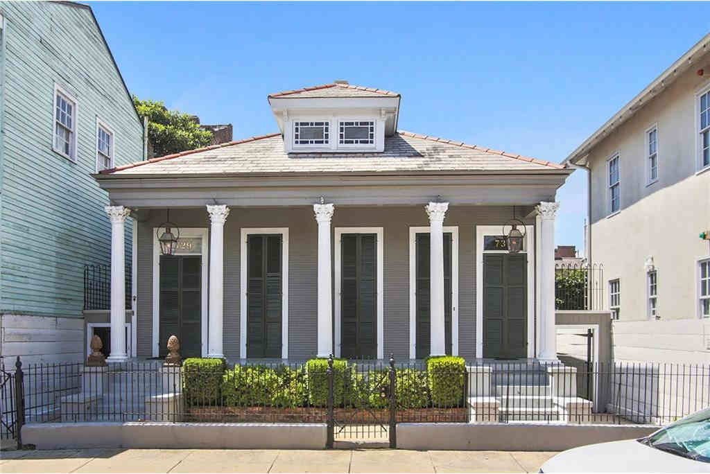 The French Quarter – Coolest Place To Live In New Orleans - 731 Dauphin Street
