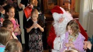 Beauregard-Keyes House Christmas