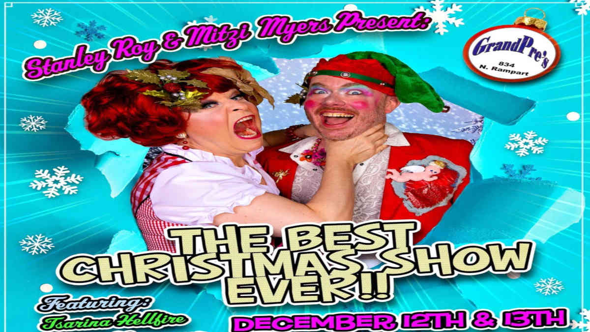 Best Christmas Show