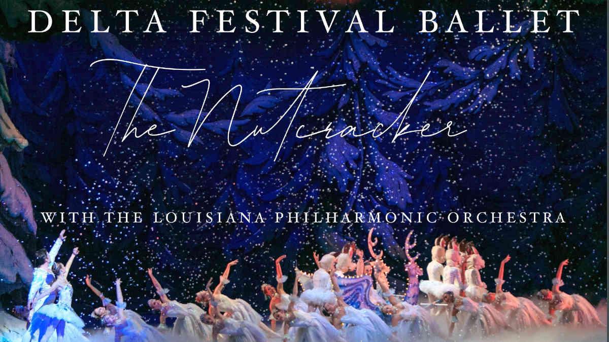 Delta Festival Ballet's The Nutcracker