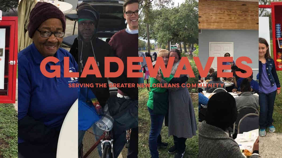 Gladewavers Event - New Orleans Local