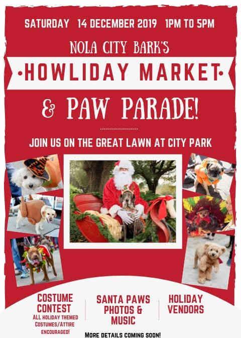 Howliday Market & Paw Parade