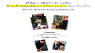 Photo of Jazz Meets the Word