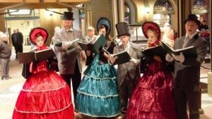 Miracle on Fulton Street Carolers - New Orleans Local
