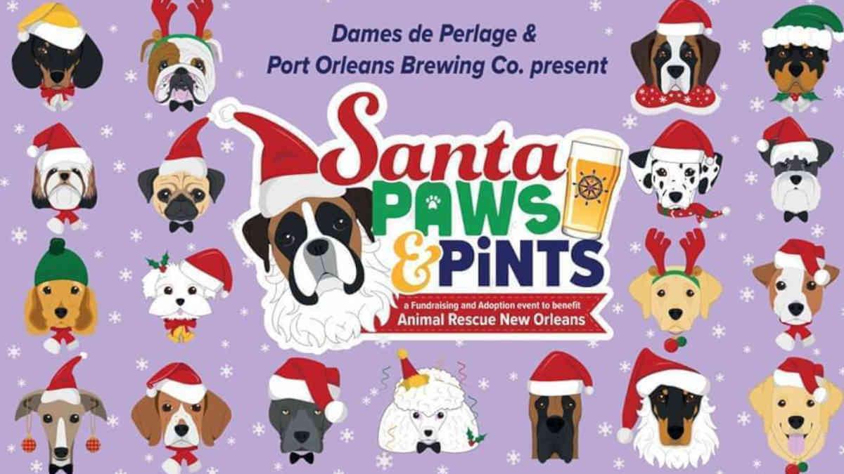 Santa Paws & Pints