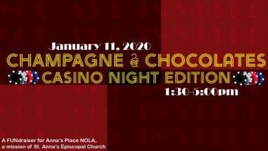 Photo of Champagne & Chocolates: Casino Night Fundraiser