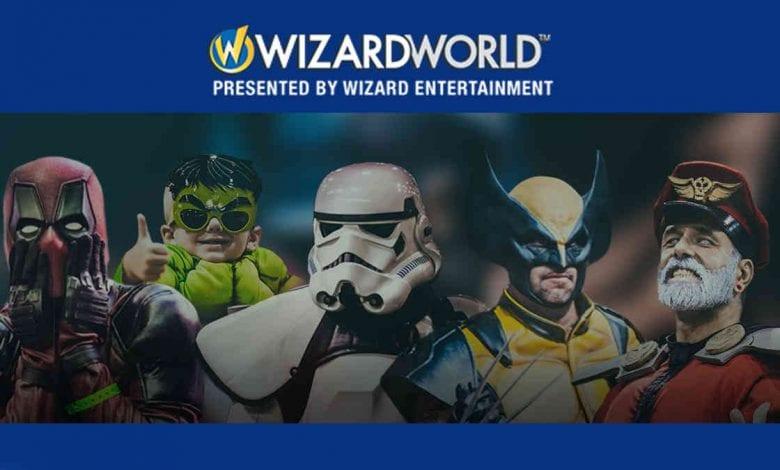 Comic Con & Wizardworld