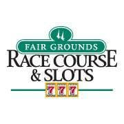 Fair Grounds Race Course & Slots Logo | Exotic Animal Racing 2020