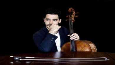 "Photo of Beethoven's ""Eroica"" feat. Cellist Pablo Ferrandez"