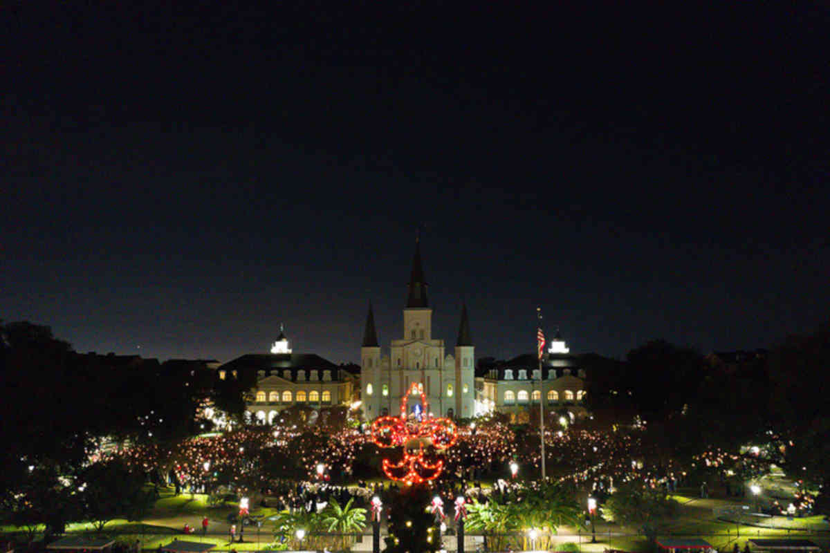 St Louis Cathedral Concert Series
