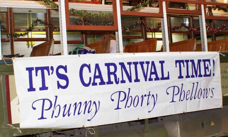 phunny phorty phellows | New Orleans Local