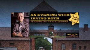 An Evening with Erving Roth   New Orleans Local
