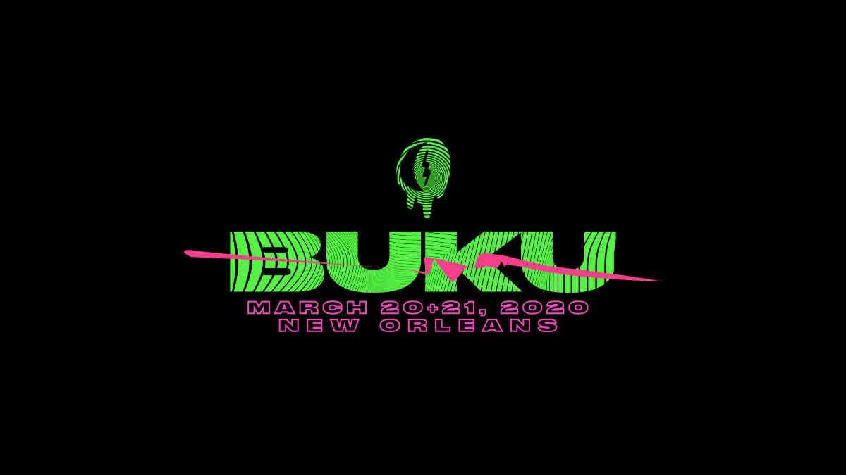 BUKU Music + Art Project 2020 | New Orleans Local