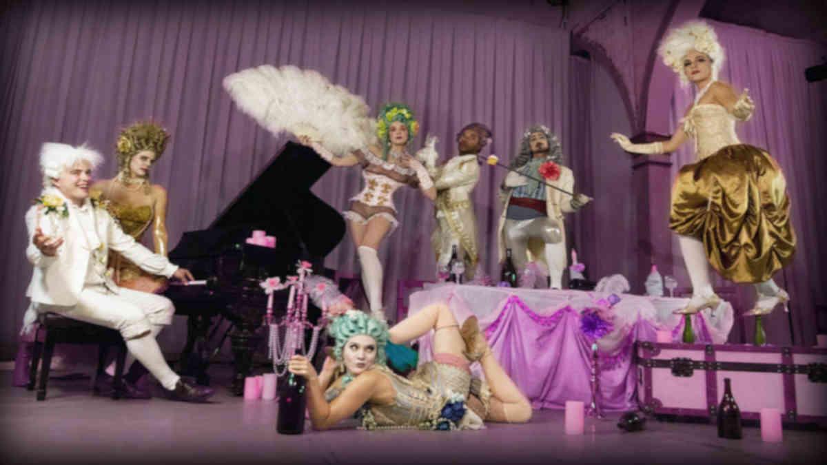 Baroquen Circus