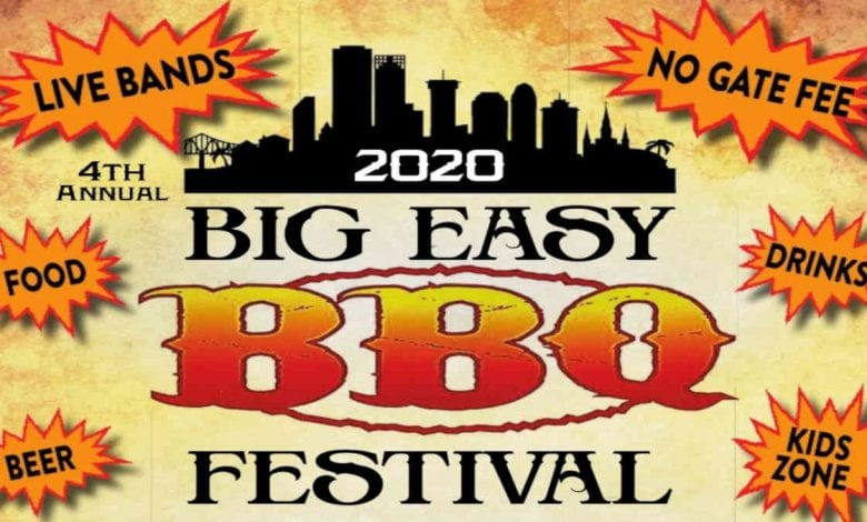 Photo of Kenner Big Easy BBQ Festival