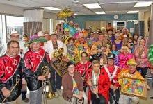 Photo of 41st Annual B'nai B'rith Mardi Gras Mitzva Makers Hospital Parade