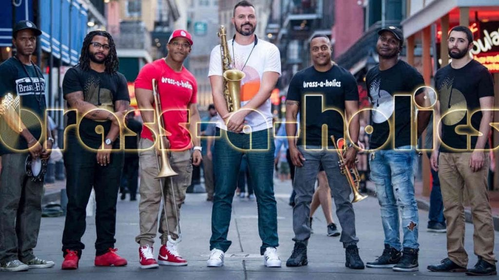 Brass-A-Holics at The Jazz Playhouse | New Orleans Local