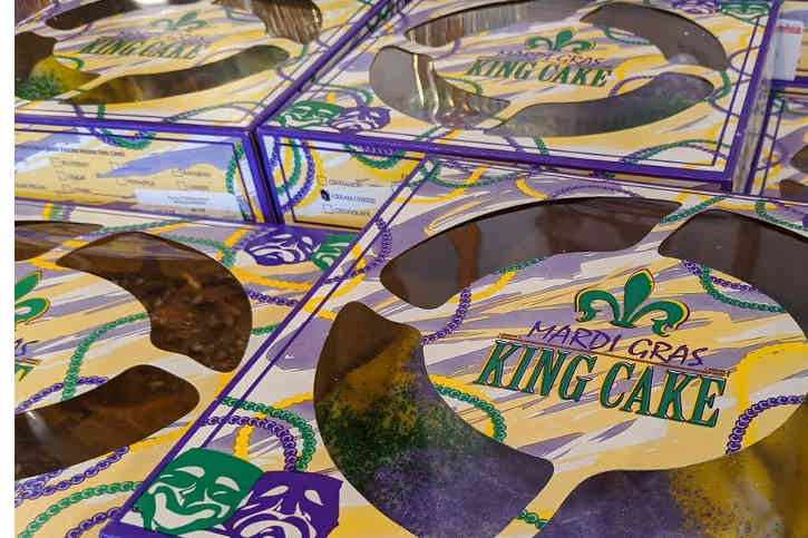 Favorite King Cake Flavor | New Orleans Local Poll