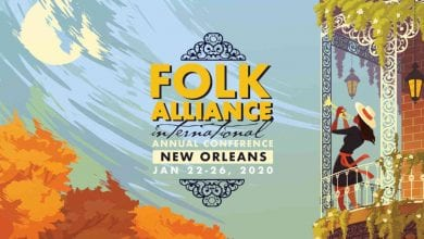 Photo of 2020 Folk Alliance International Conference