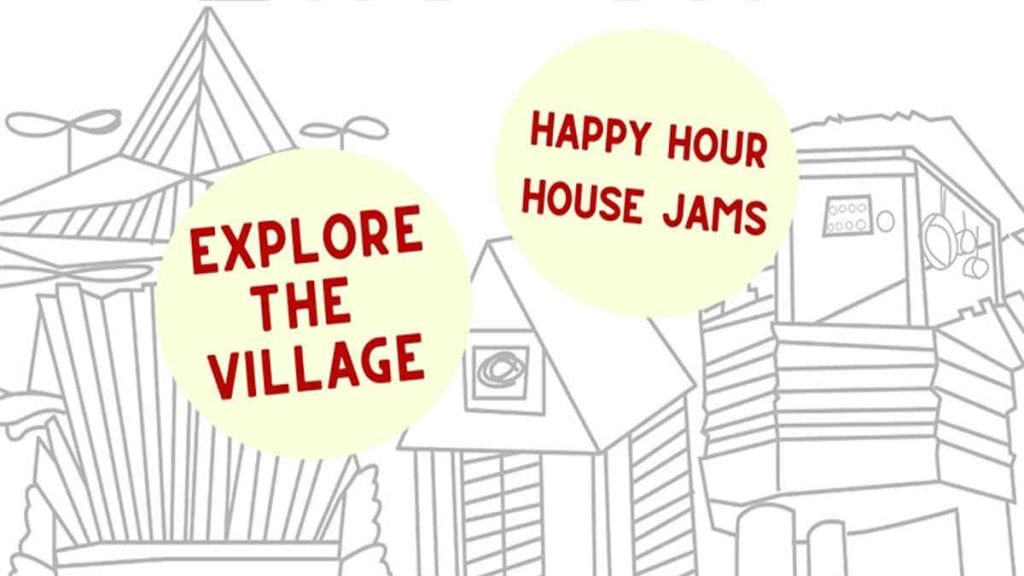 Friday Night Open Hours at the Music Box Village