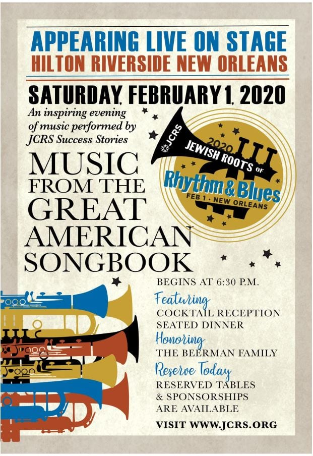 Jewish Roots of Rhythm & Blues 2020