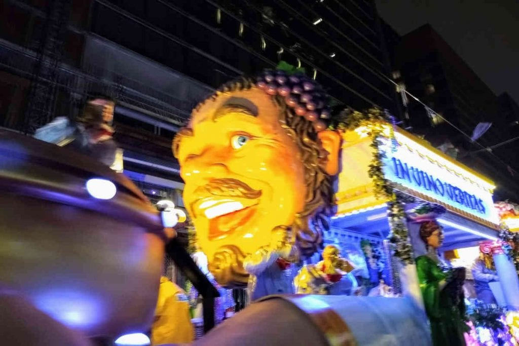 Krewe Of Bacchus