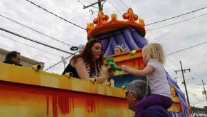 Little Rascals Parade - Float
