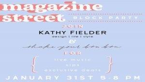 Magazine Street Block Party