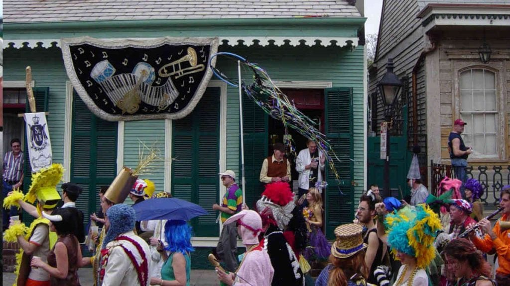 Mardi Gras House Party | New Orleans Local