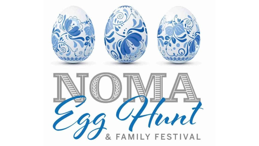 NOMA Egg Hunt & Family Festival   New Orleans Local