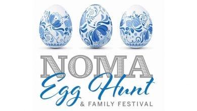 Photo of NOMA Egg Hunt & Family Festival – Canceled