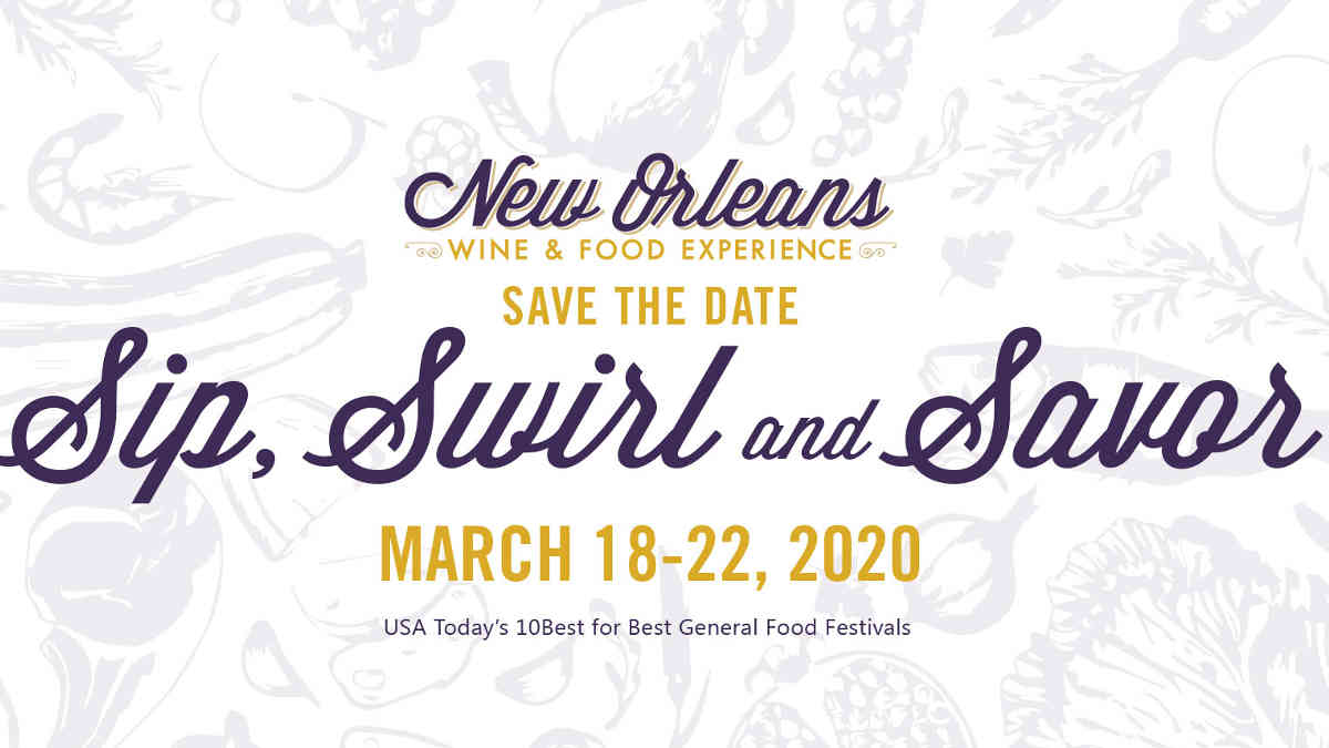 New Orleans Wine & Food Experience 2020 | New Orleans Local
