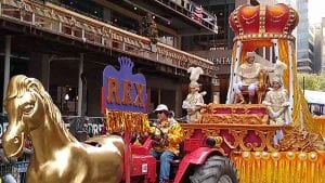 Rex Parade - King | New Orleans Local