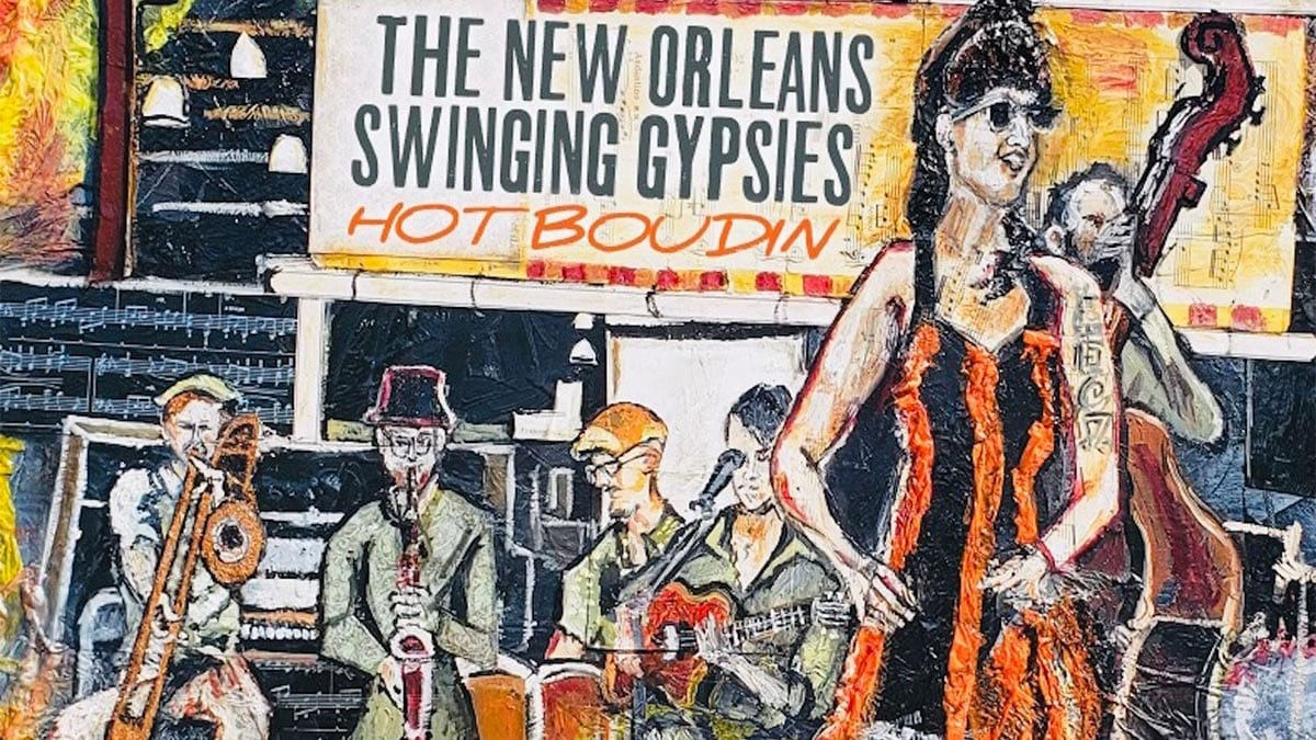 New Orleans Swinging Gypsies