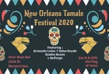 Photo of New Orleans Tamale Festival 2020