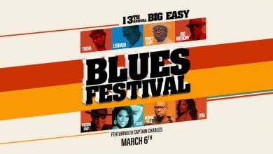 Photo of 13th Annual Big Easy Blues Festival