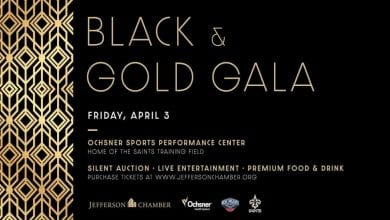 Photo of Black & Gold Gala – Postponed