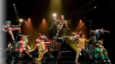 Photo of Cirque du Soleil BAZZAR – Canceled