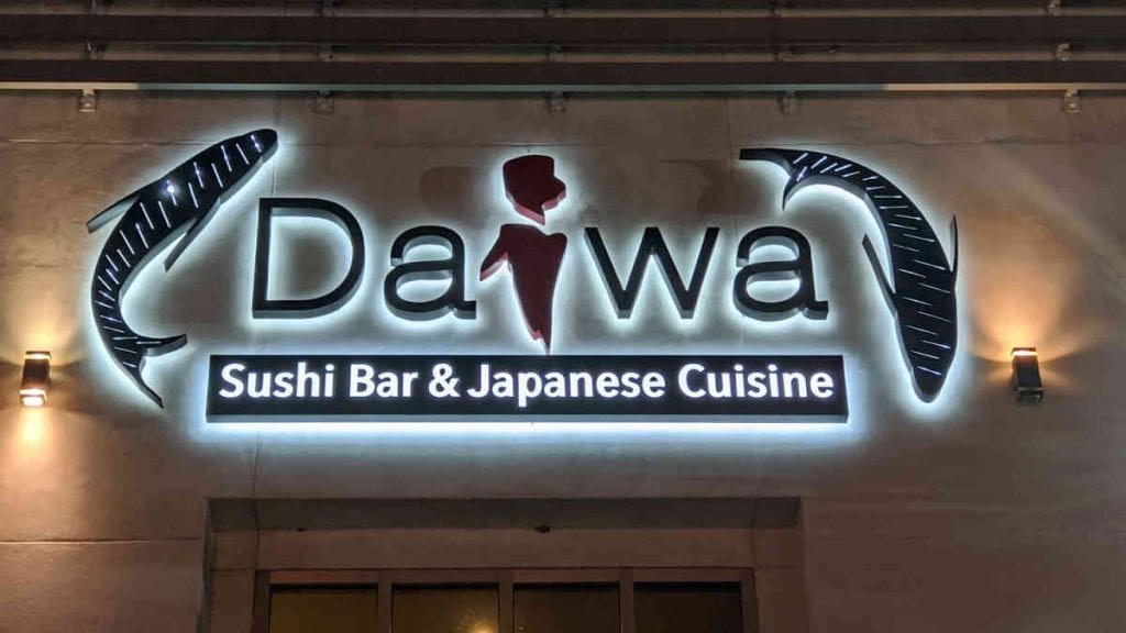 Daiwa Sushi Bar & Japanese Cuisine | New Orleans Local Review