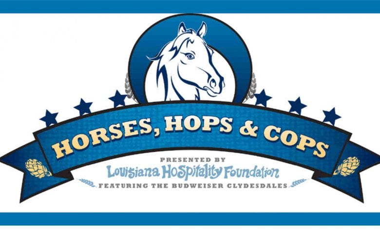 10th Annual Horses, Hops & Cops | New Orleans Local