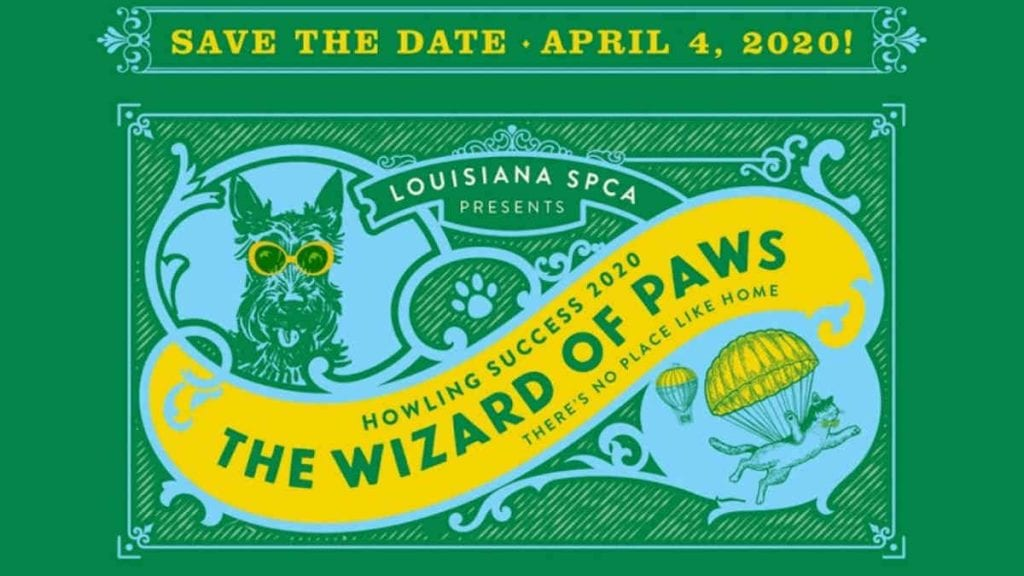 Howling Success - Louisiana SPCA Event