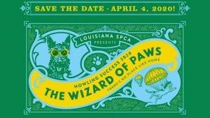 Howling Success - Louisiana SPCA Event