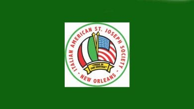 Photo of Italian-American St. Joseph's Parade in the French Quarter