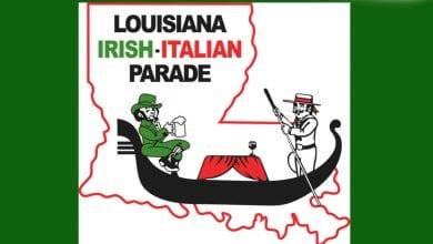 Photo of Louisiana Irish-Italian Parade in Metairie