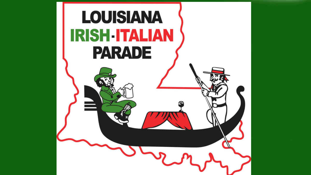 Louisiana Irish-Italian Parade in Metairie 2020 | New Orleans Local